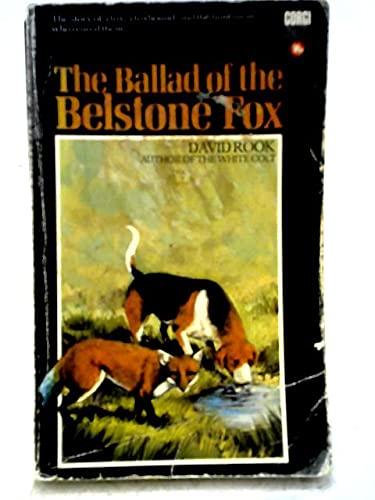 Ballad of the Belstone Fox: DAVID ROOK