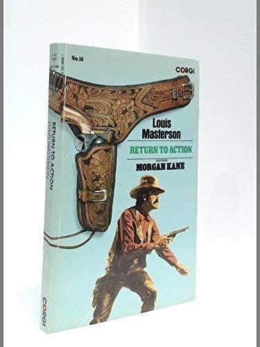 Return to Action (A Corgi book no.: Masterson, Louis