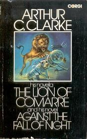 9780552090612: The Lion Of Comarre; And, Against The Fall Of Night