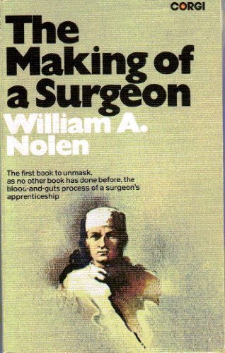9780552091503: the making of a surgeon