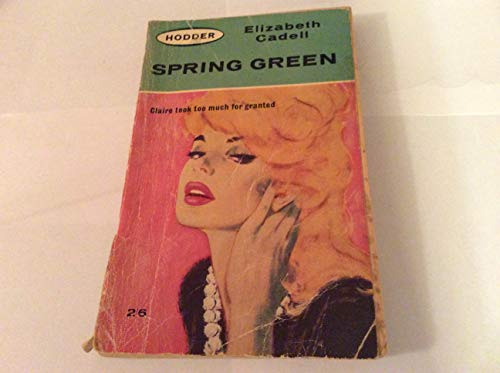 9780552092098: Spring Green