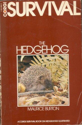 The Hedgehog (Survival Books): Burton, Maurice