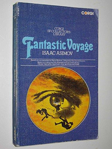 9780552092371: Fantastic voyage