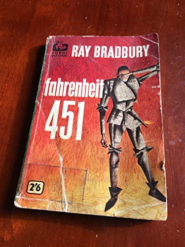 an analysis of predictions in fahrenheit 451 a book by ray bradbury Fahrenheit 451 is the temperature that book paper catches analysis of fahrenheit 451 english literature essay fahrenheit 451 is written by ray bradbury.