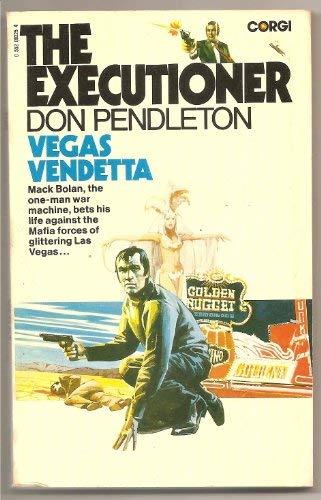 9780552093255: Vegas Vendetta