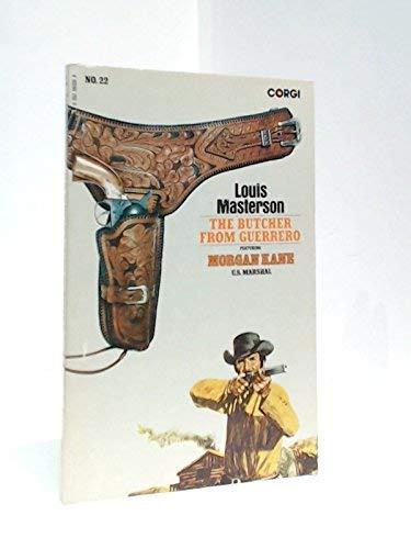 9780552093286: Butcher from Guerrero (A Corgi book)