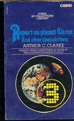 9780552094139: Report on Planet Three, and other speculations