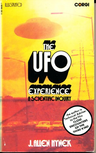 9780552094306: Unidentified Flying Object Experience: A Scientific Inquiry