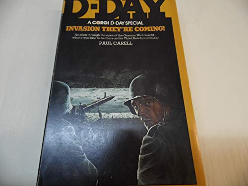 9780552095426: INVASION - THEY'RE COMING!: A CORGI D-DAY SPECIAL