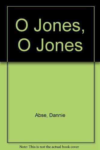 9780552095471: O Jones, O Jones