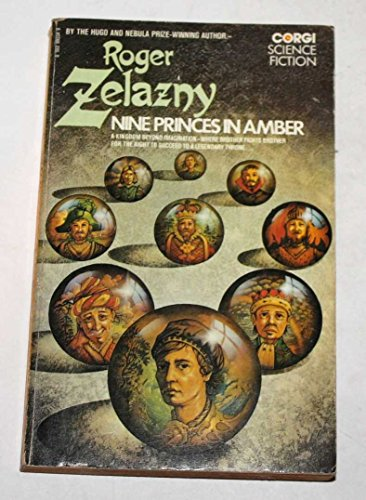9780552095549: Nine Princes in Amber