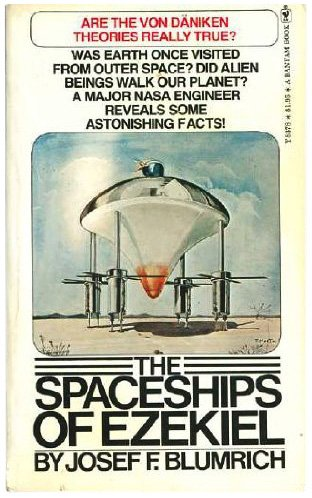 9780552095563: Spaceships of Ezekiel