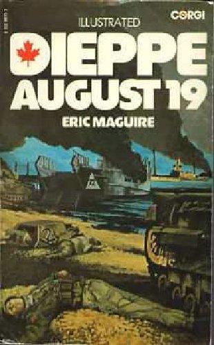 9780552095754: Dieppe, August 19th 1942