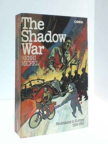 9780552097277: The Shadow War : Resistance in Europe, 1939-1945
