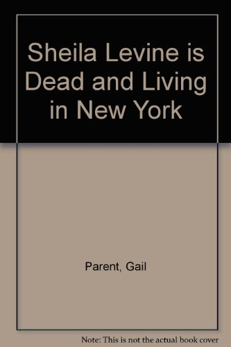 9780552097888: Sheila Levine is Dead and Living in New York
