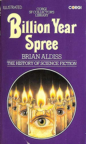 9780552098052: Billion Year Spree: History of Science Fiction (Corgi SF collector's library)