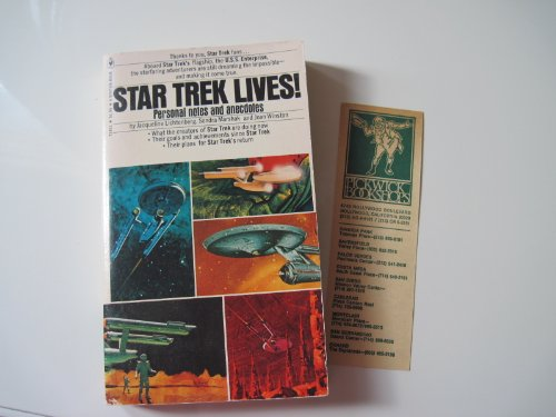 9780552099141: Star Trek Lives