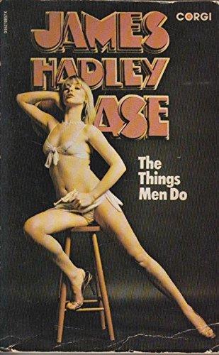 9780552099349: Things Men Do