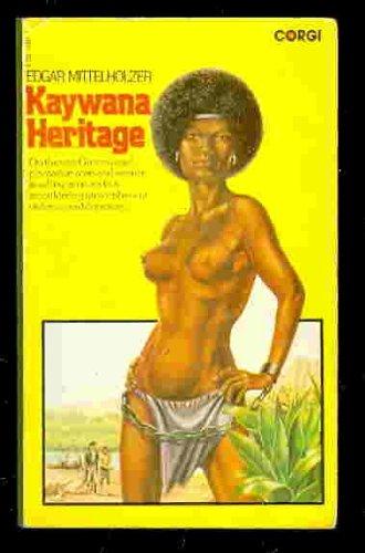 Kaywana Heritage: Mittelholzer, Edgar