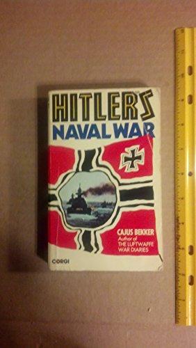 9780552100793: Hitler's Naval War