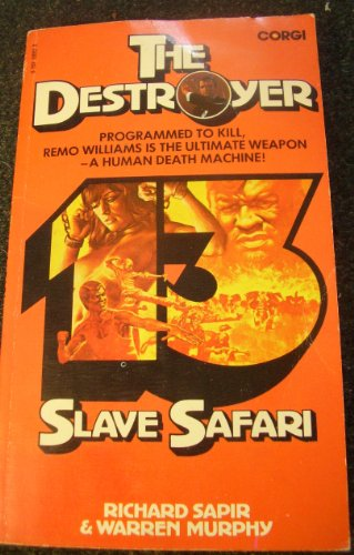 Slave Safari (055210082X) by Sapir, Richard; Murphy, Warren