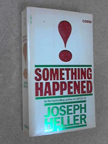 9780552102209: SOMETHING HAPPENED