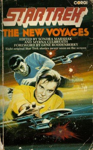 9780552102339: Star Trek: The New Voyages