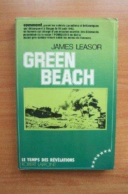 Green Beach: James Leasor