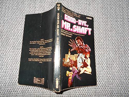 9780552102636: Goodbye, Mr. Shaft