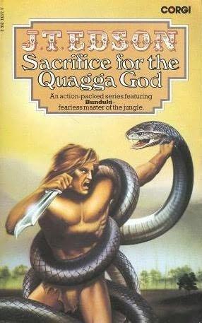 Sacrifice for the Quagga God (Bunduki series): Edson, J.T.