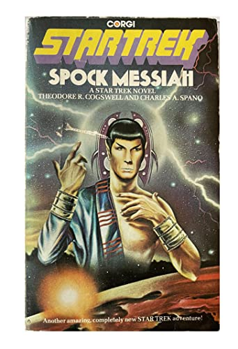 9780552102810: Spock Messiah