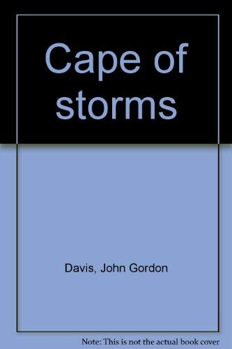 9780552104470: Cape of Storms