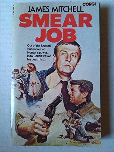 Smear Job (Callan) (0552104566) by James Mitchell