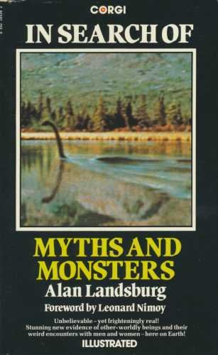9780552105392: In Search of Myths and Monsters