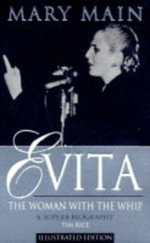 9780552106450: Evita: Woman with the Whip - Life of Eva Peron