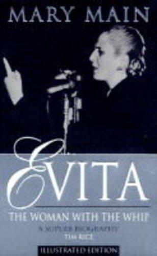 9780552106450: Evita: Woman with the Whip - Life of Eva Peron
