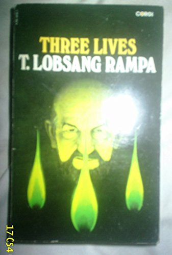 Three Lives (Import): T. Lobsang Rampa