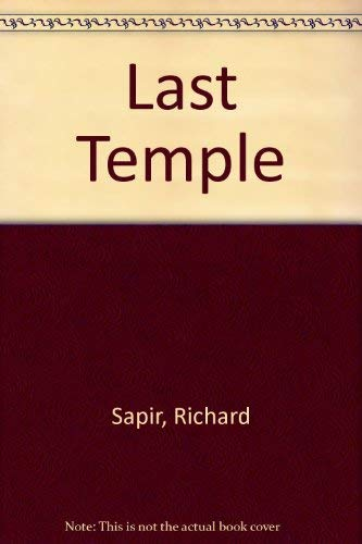 Last Temple (9780552109017) by Sapir & Murphy, Richard & Warren