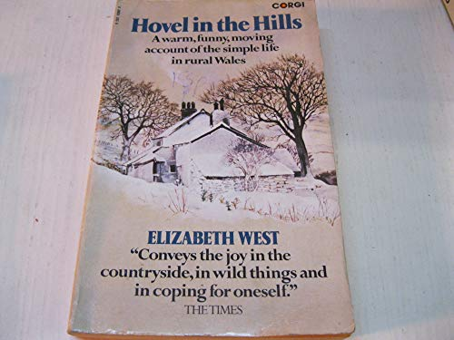 9780552109079: Hovel in the Hills: An Account of the Simple Life