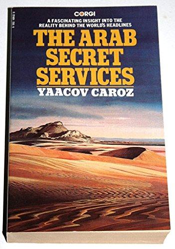 9780552109321: Arab Secret Services