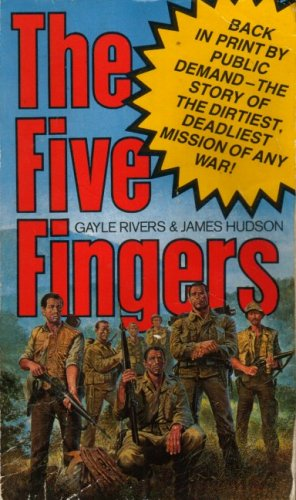 9780552109543: The Five Fingers