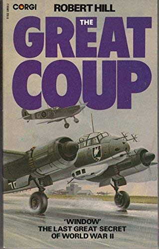 9780552109598: The Great Coup - Window The Last Great Secret Of World War II