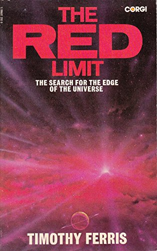 9780552109666: The Red Limit - The Search For The Edge Of The Universe