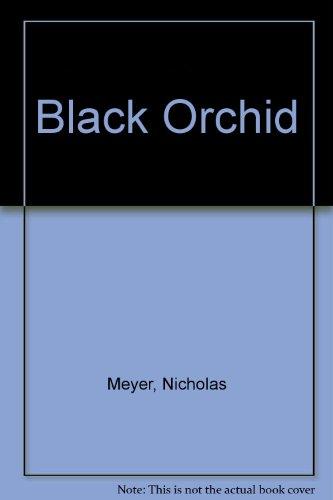 9780552109819: Black Orchid