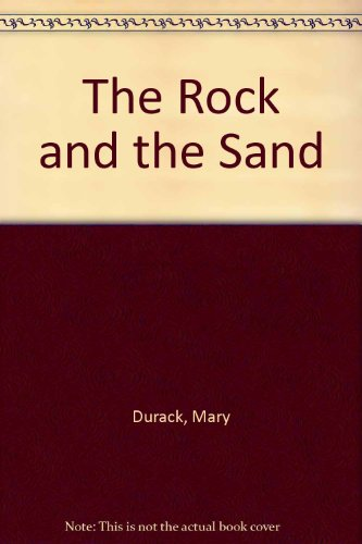 9780552110549: The Rock and the Sand