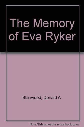 9780552110709: The Memory of Eva Ryker