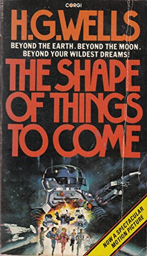 9780552111065: The shape of things to come
