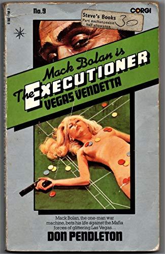 9780552111089: The executioner, Vegas vendetta