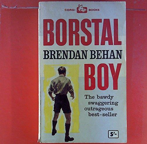9780552112581: Borstal Boy