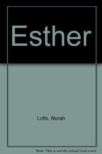 9780552113953: ESTHER